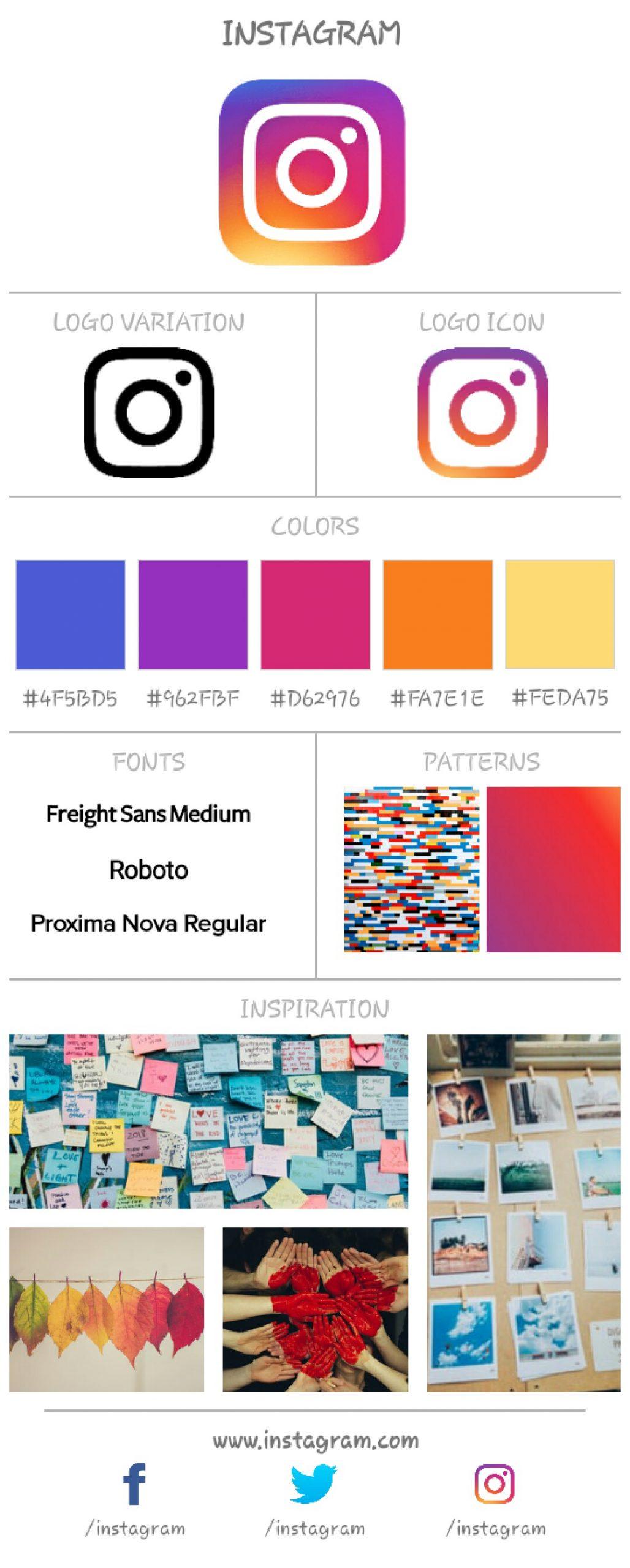 Instagram Brand Board